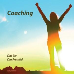 Bilde: Cover til CD - Coaching - Ditt Liv, Din Fremtid.
