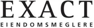 Logo: EXACT Eiendomsmeglere