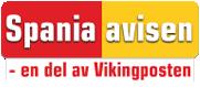 Logo: Spaniaavisen - En del av Vikingposten